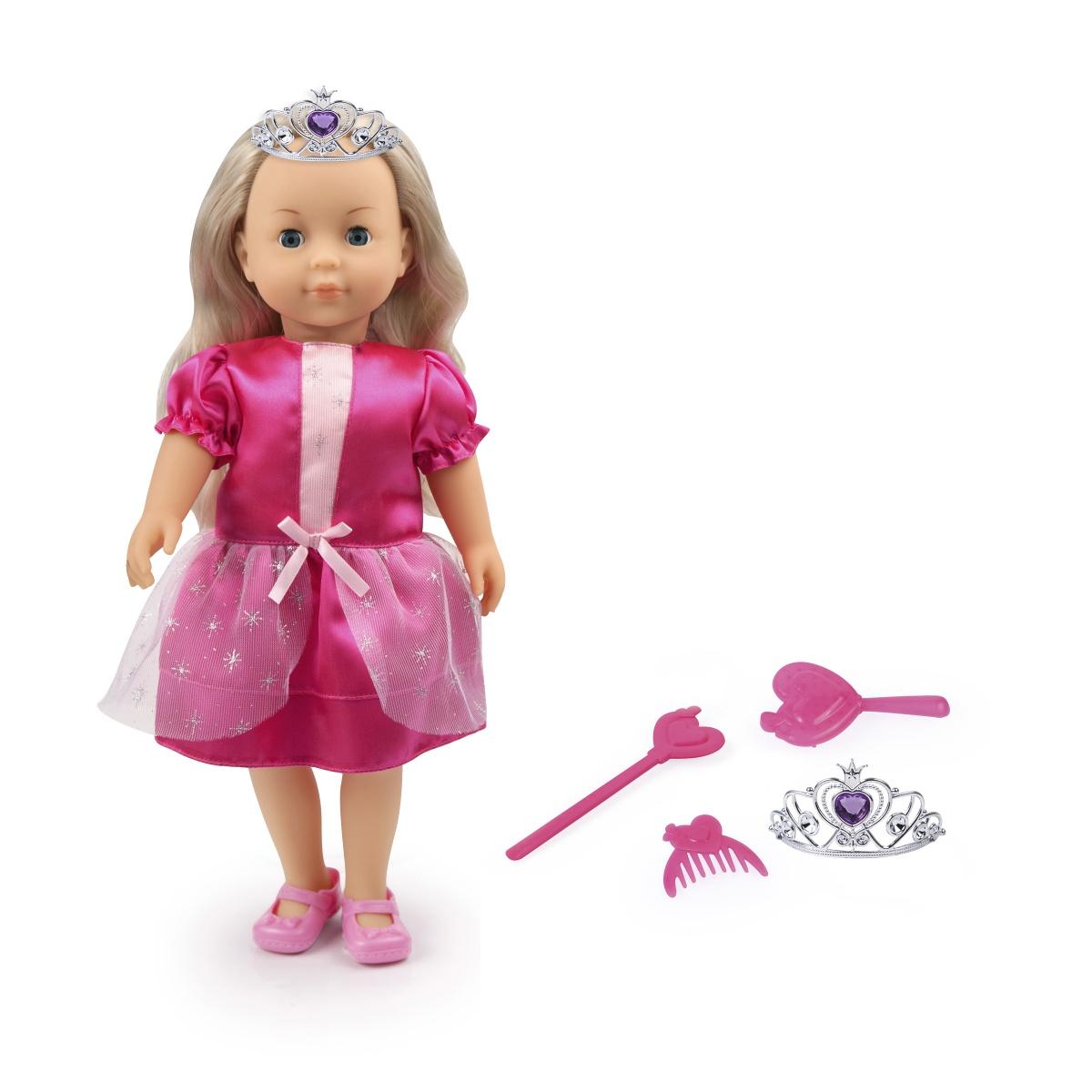 Made mluvící panenka Adélka Princezna, 50 vět, 40 cm