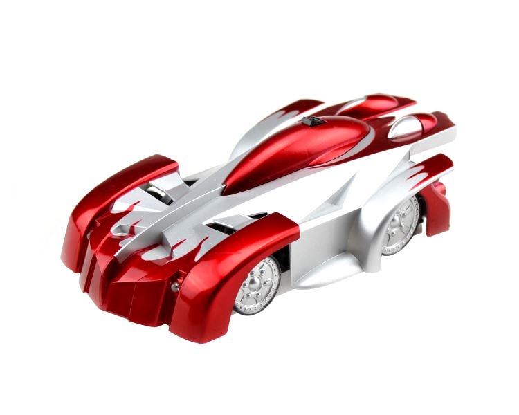 Antigravitační auto, Červené