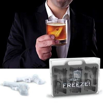Forma na led, Ledové pistole