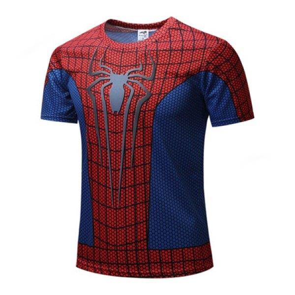 Sportovní tričko - Spiderman vel. XL