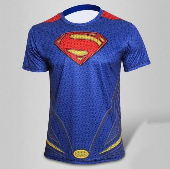 Sportovní tričko - Superman vel. M