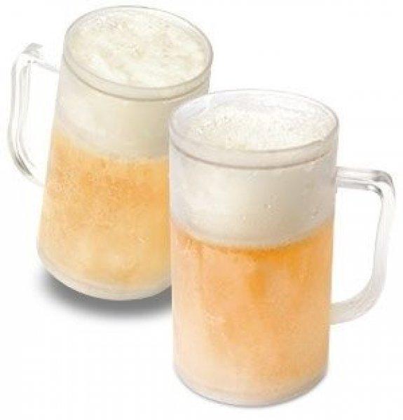 Chladící půllitr na pivo 330 ml.