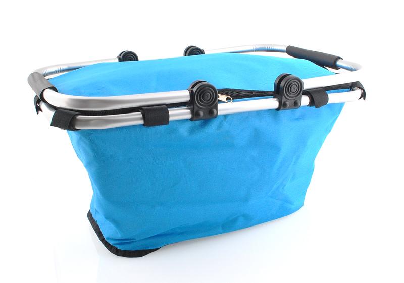 Termo piknikový koš, Modrý