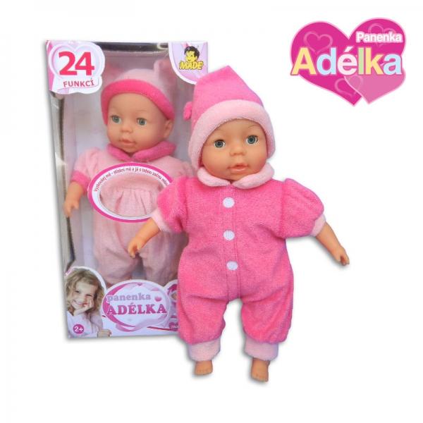 Made panenka Adélka, 24 funkcí