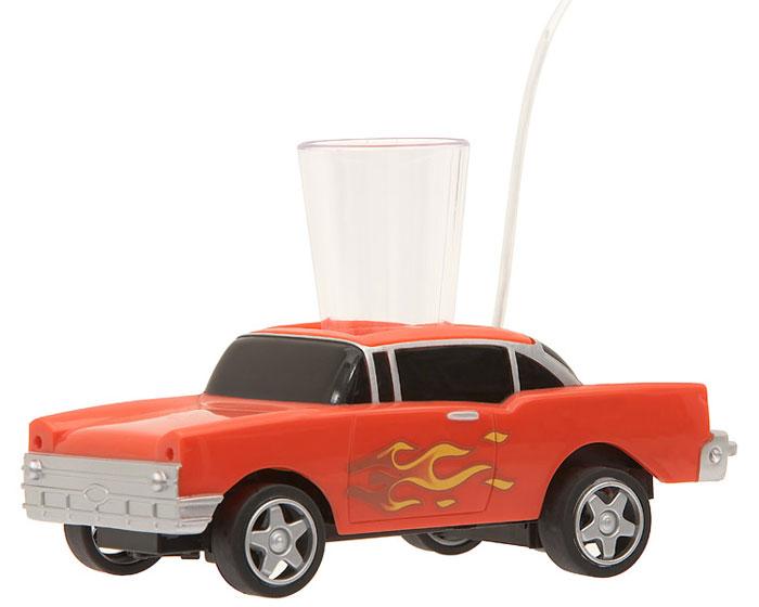 Párty autíčko, Červené