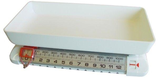 Kuchyňská vícelúčelová váha Silva 3 Classic, Nostnost 13 kg