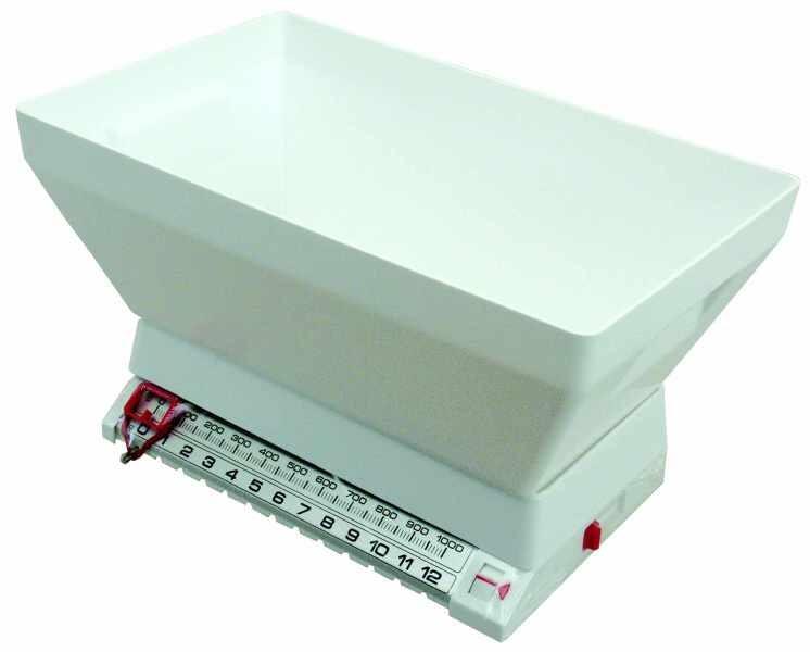 Kuchyňská vícelúčelová váha Silva 2 Max , Nostnost 13 kg