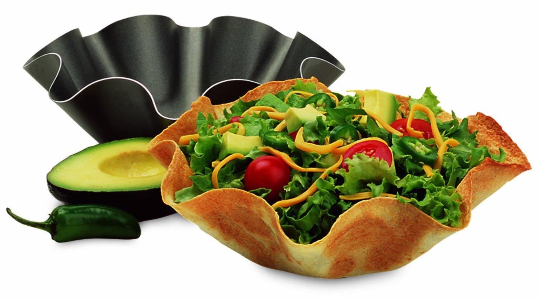 Formy na tortillu, Sada 4 kusů