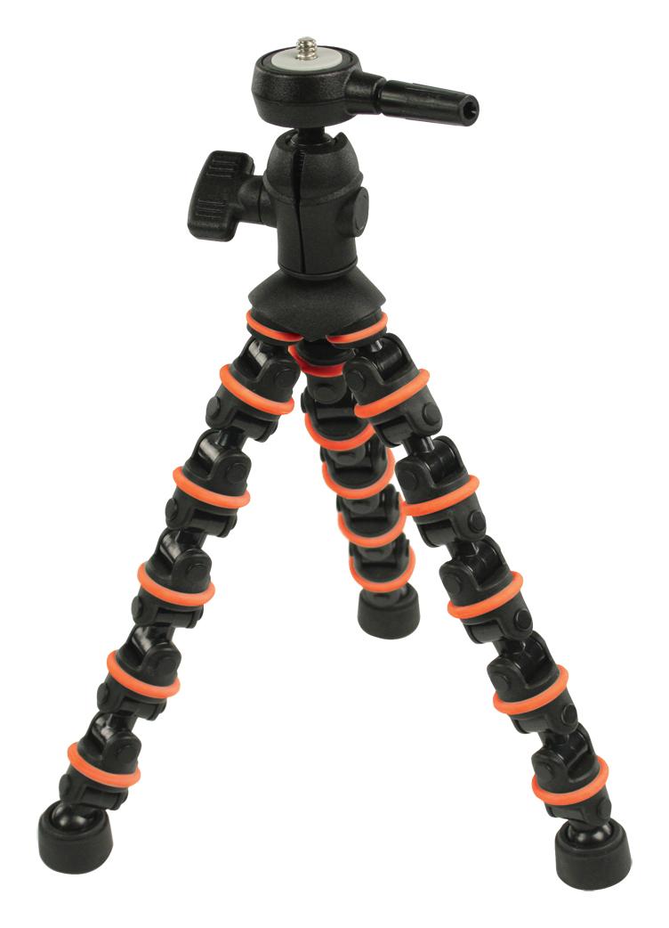 Flexibilní 6 sekční stativ, Camlink