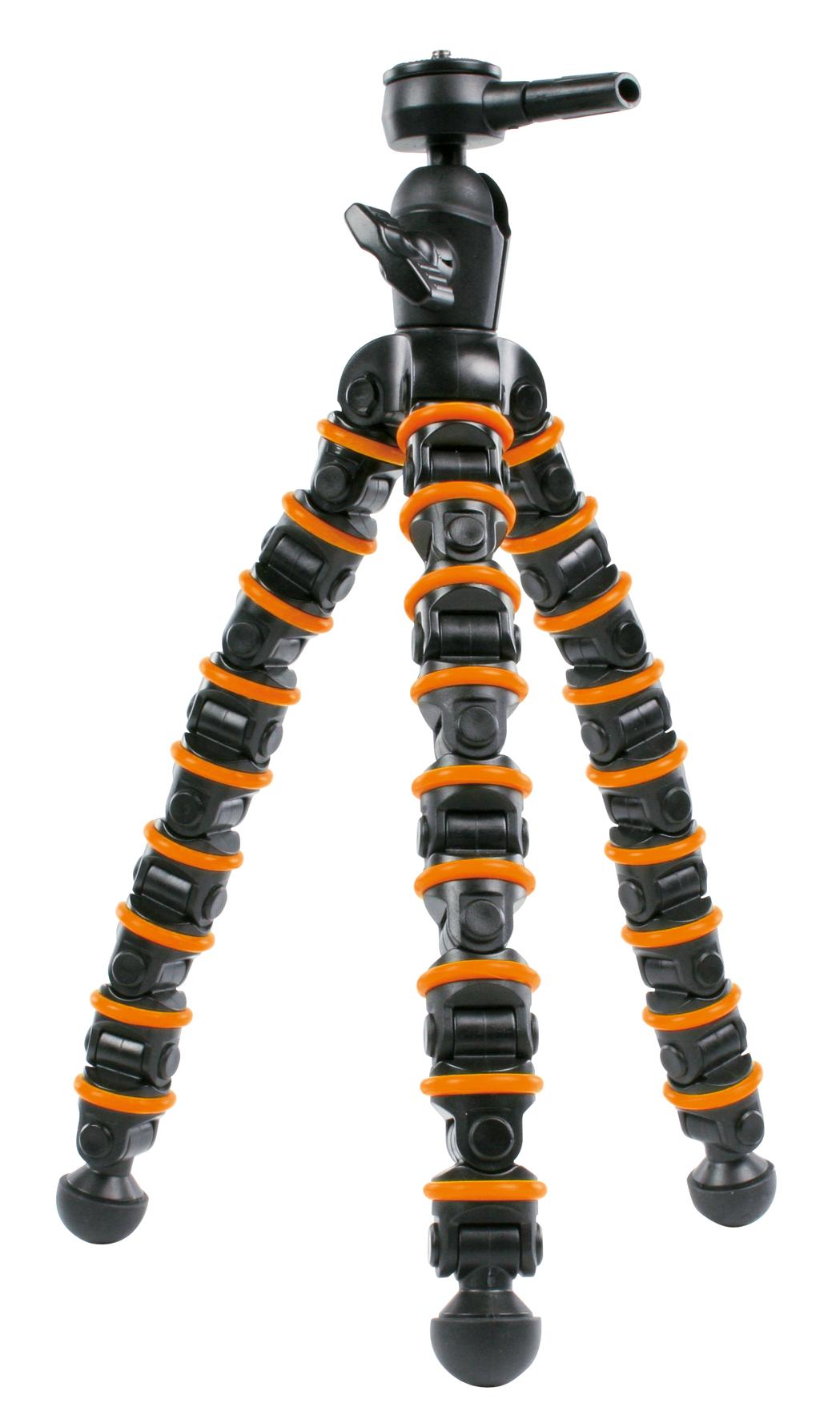 Flexibilní 9 sekční stativ, Camlink
