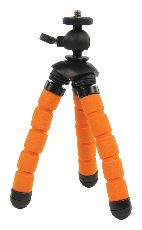 Flexibilní 5 sekční pěnový stativ, Camlink