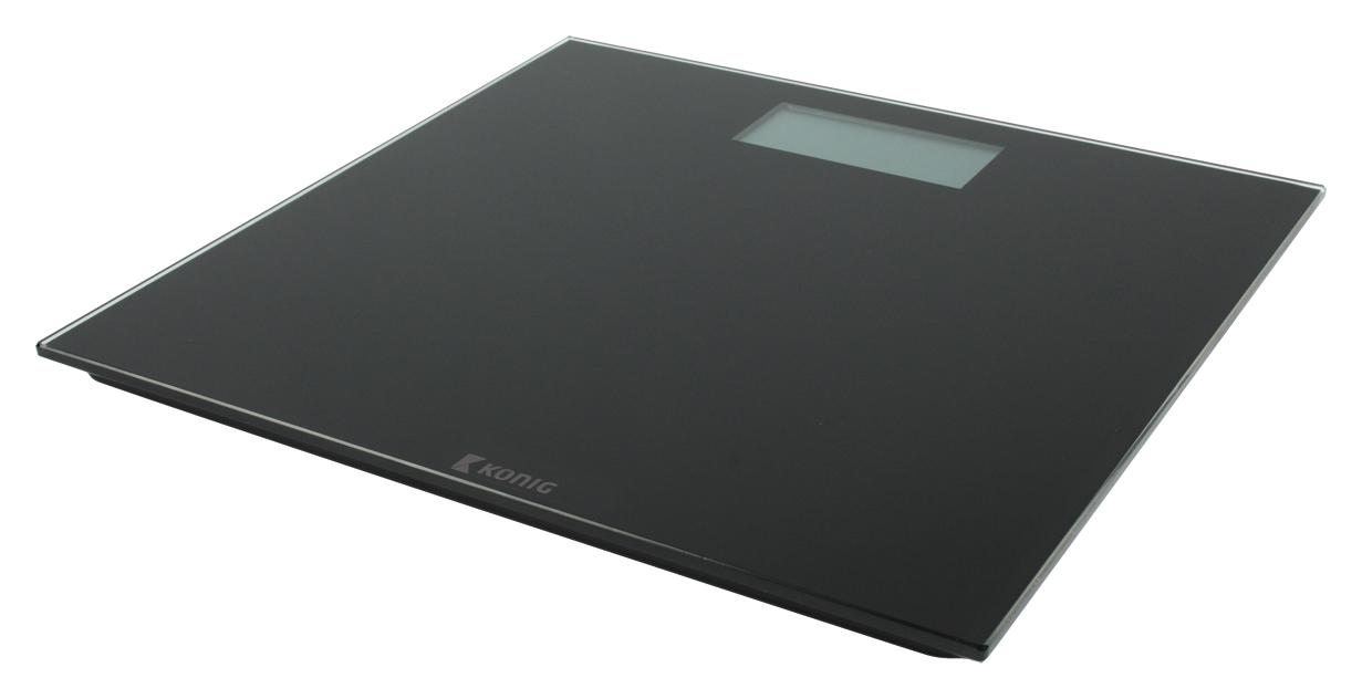 Tenká osobní digitální váha König 180 kg