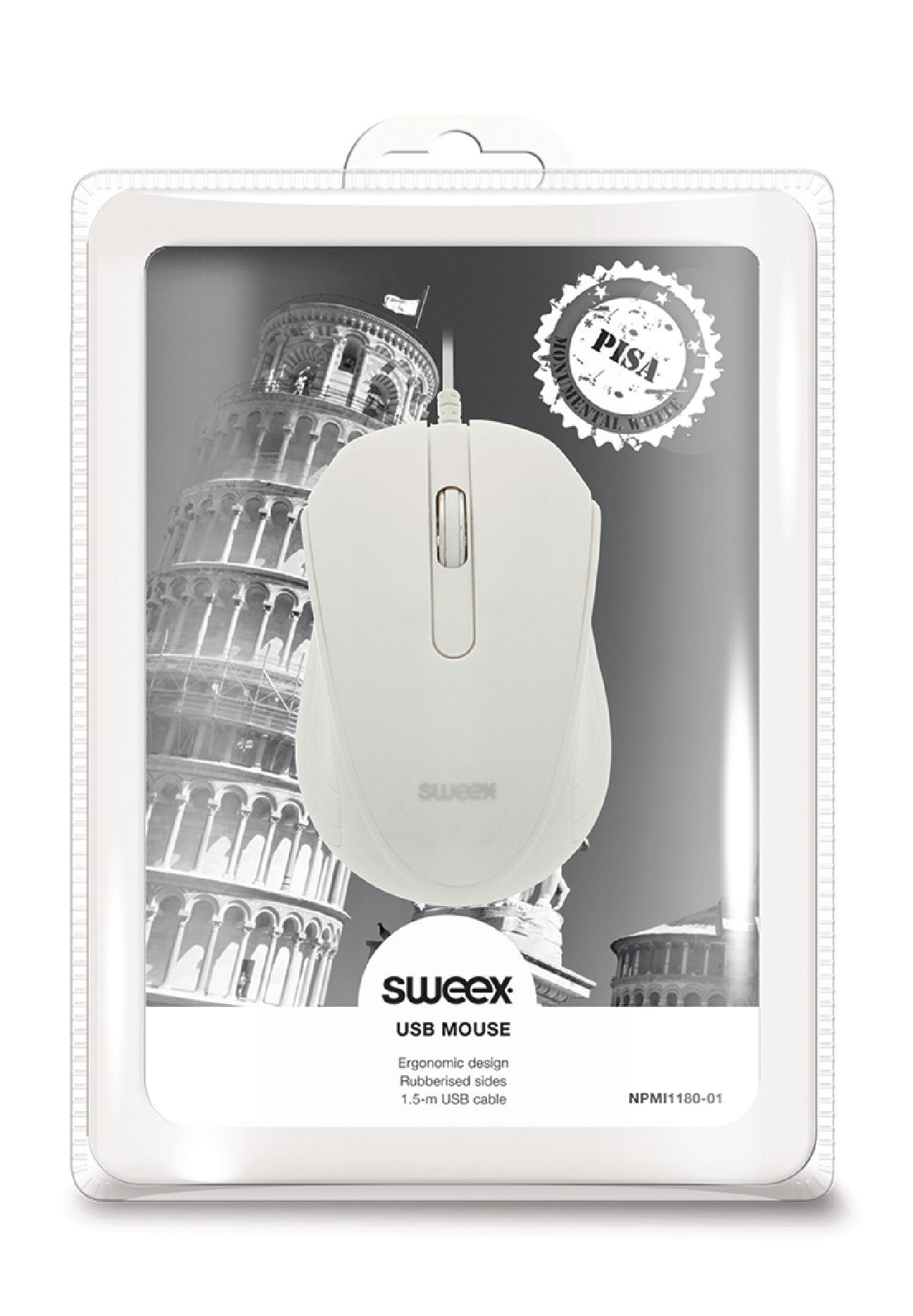 Sweex - USB myš Pisa