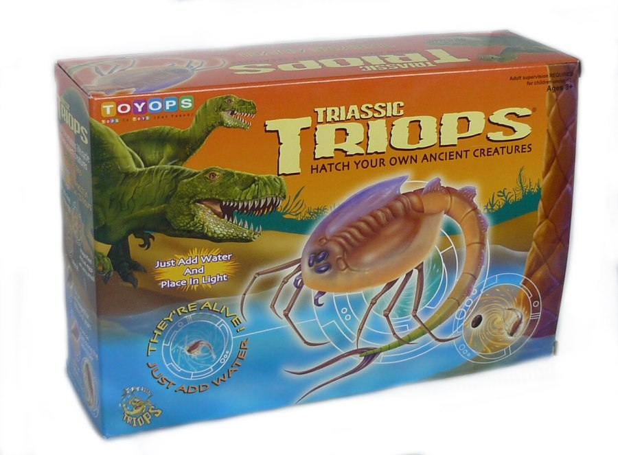 Triassic Triops