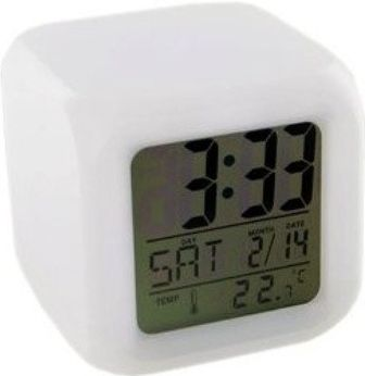 Aurora clock, Duhový budík