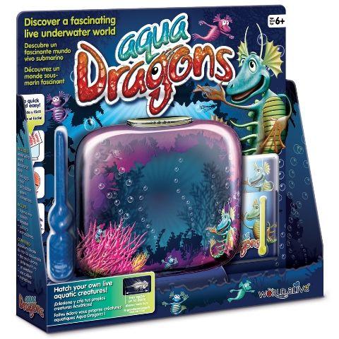 Aqua Dragons Vodní dráčci, Akvárium kit