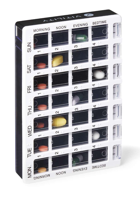 Krabička na Léky - Týden