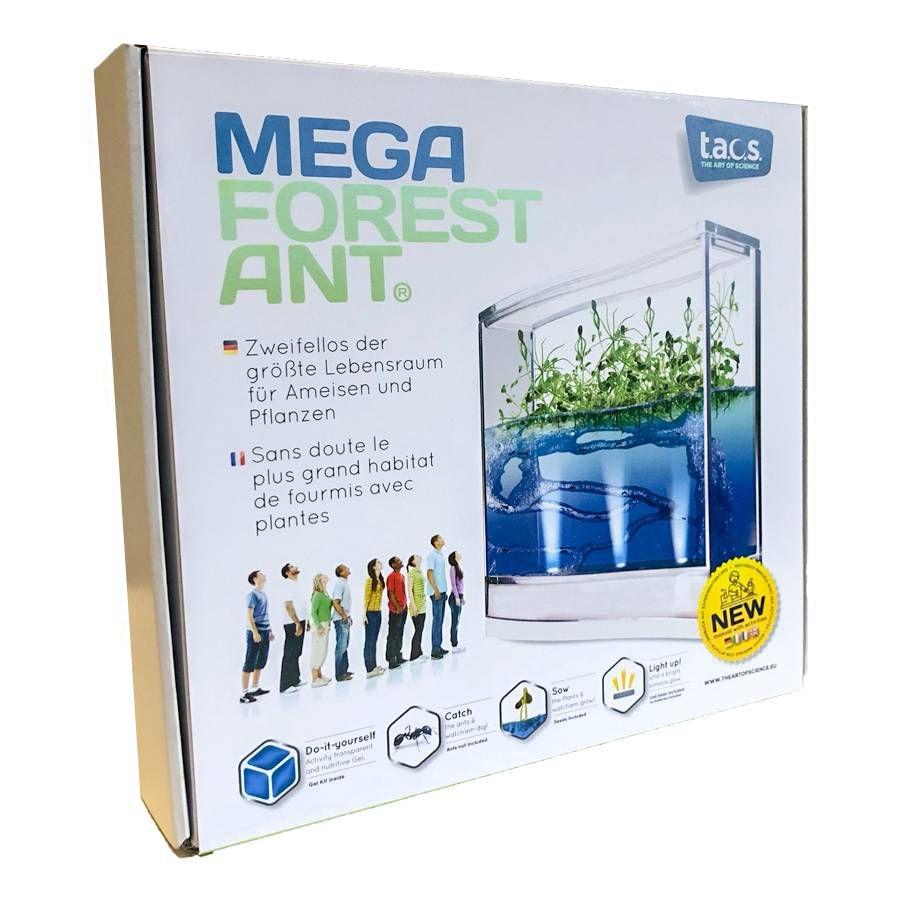 Mravenčí akvárium, Mega Forest Ant Led Antquarium