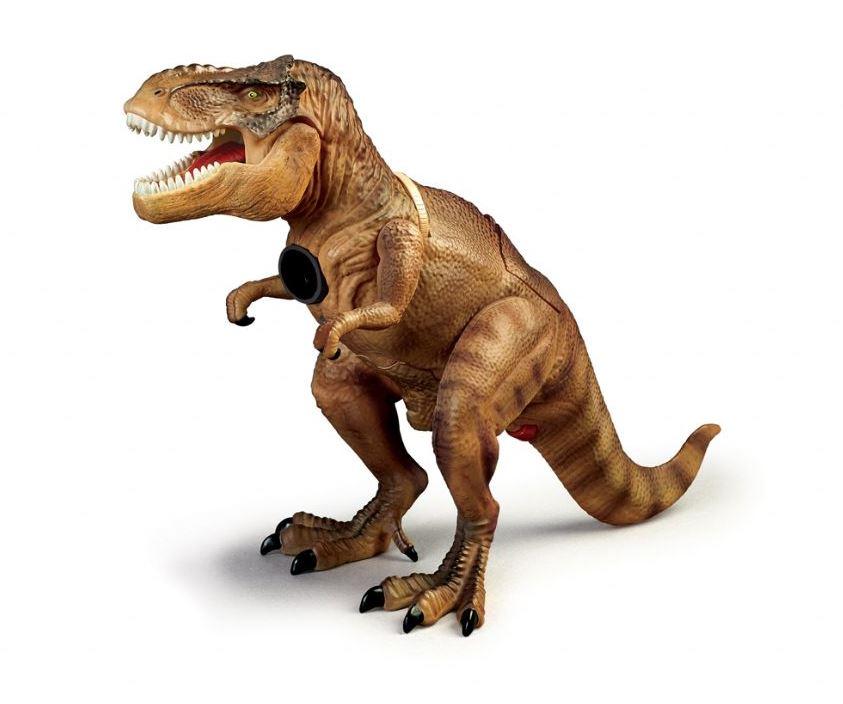 Brainstorm T-Rex dinosaurus, Projektor a hlídač pokojíčku