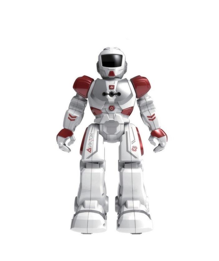 MaDe Robot Viktor na IR dálkové ovládání, Červený
