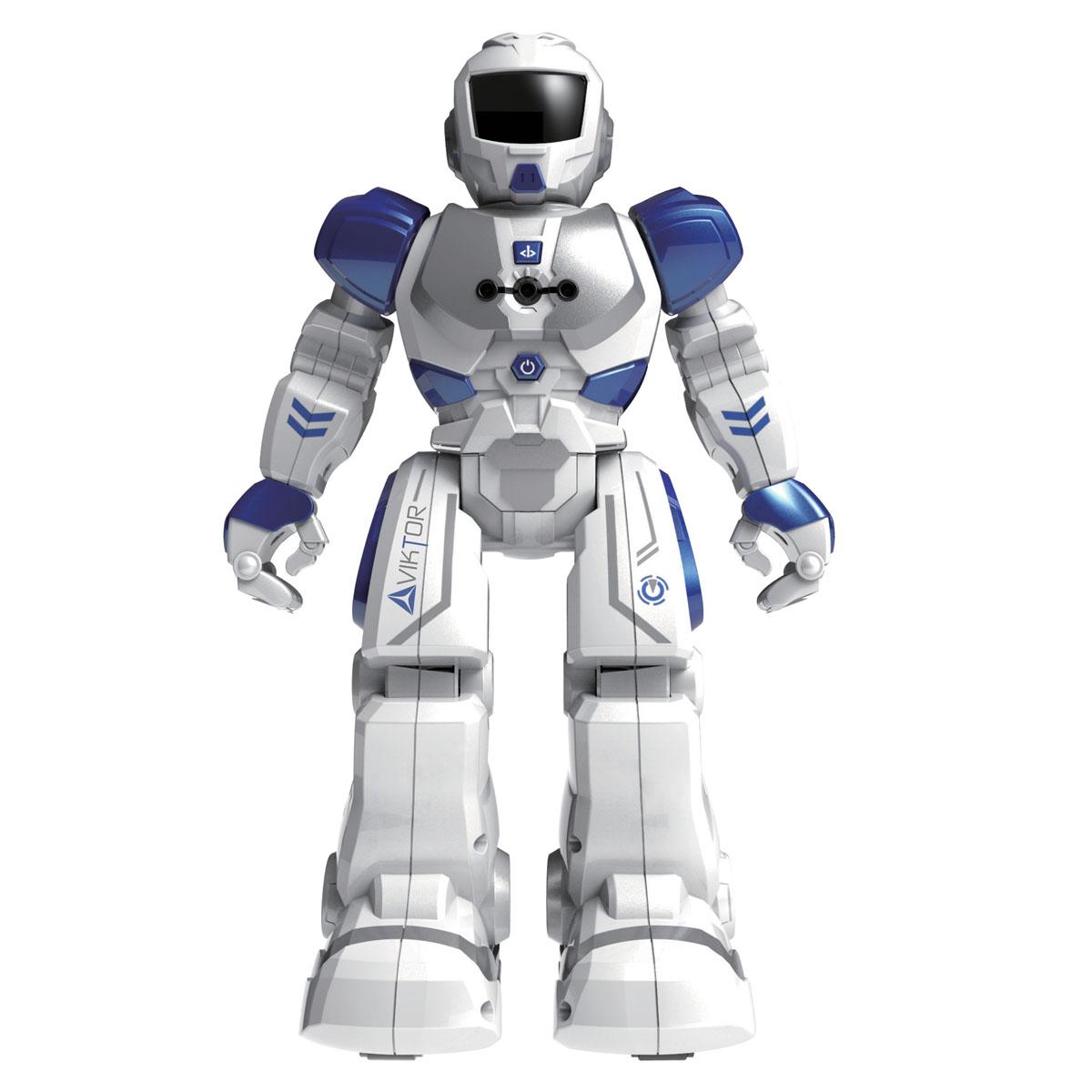MaDe Robot Viktor na IR dálkové ovládání, Modrý