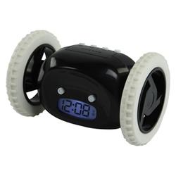 Jezdící budík Clocky, Černý