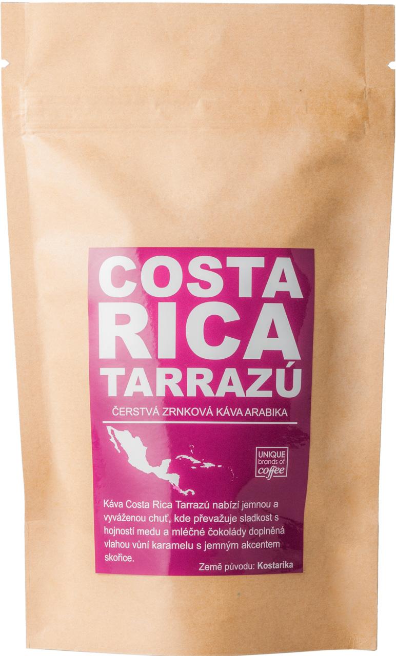 Čerstvá káva Costa Rica Tarazzu Arabica, Zrnková 1 kg