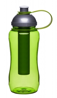 Samochladící láhev SAGAFORM Self-Cooling Bottle, Zelená