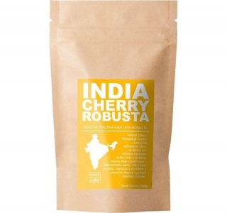 India Cherry Robusta, Zrnková 200g