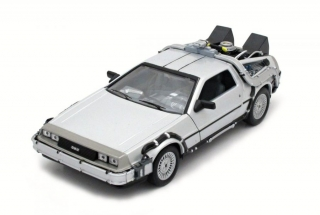 Welly Diecast Back to the Future I. 81 DeLorean LK Coupe 1:24