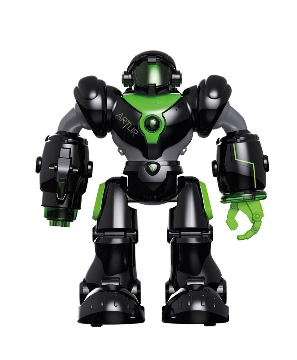 MaDe robot Artur na IR dálkové ovládání